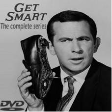 Get Smart - The Complete DVD collection