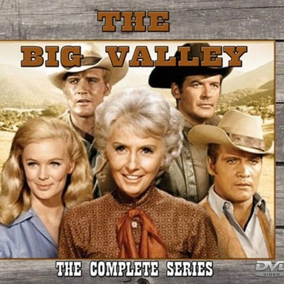 The Big Valley: The Complete Series DVD Box Set