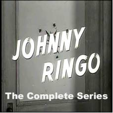 Johnny Ringo: The Complete Series DVD Box Set