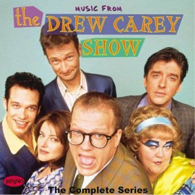 The Drew Carey Show - The Complete DVD collection