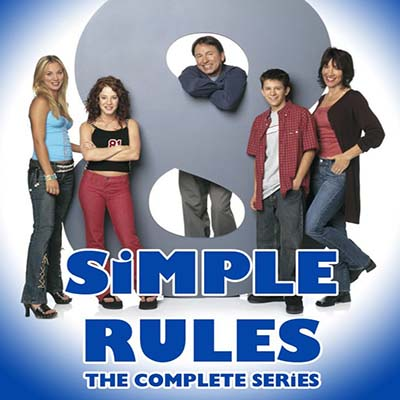 8 simple rules: The Complete Series