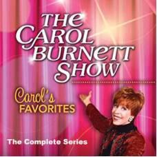 The Carol Burnett Show: Carol's Favorites DVD collection