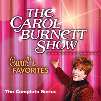 The Carol Burnett Show: Carol's Favorites DVD collection