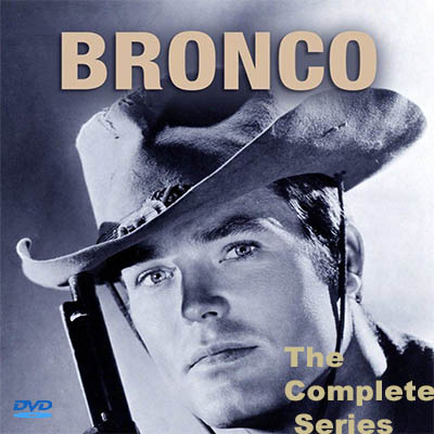 Bronco - The Complete DVD collection