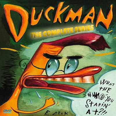 The Duckman - the Complete Series