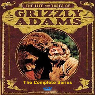 Grizzly Adams - The Complete Series