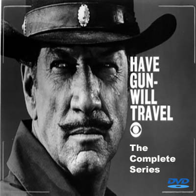 Have Gun - Will Travel - The Complete TV Series