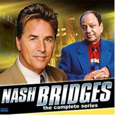 Nash Bridges - The Complete Series