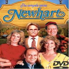 Newhart - The Complete Series