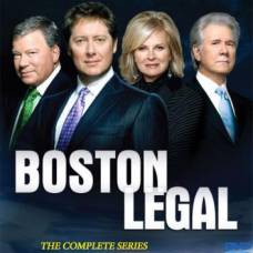 Boston Legal: The Complete Series