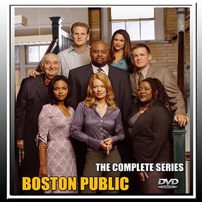 Boston Public - The Complete Series