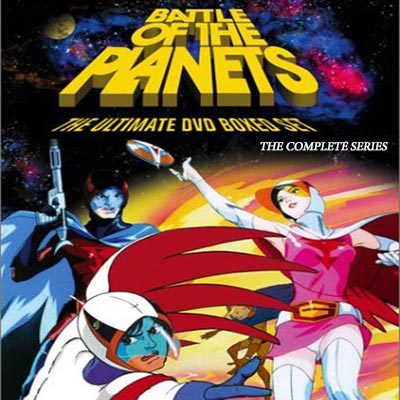 Battle of the Planets: The Complete Series