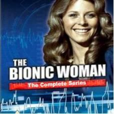 The Bionic Woman: Complete Series DVD Box Set