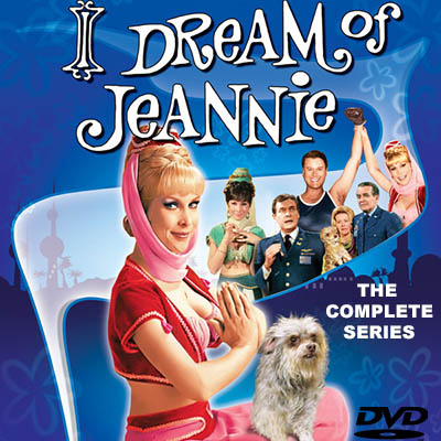 I Dream of Jeannie - The Complete Series