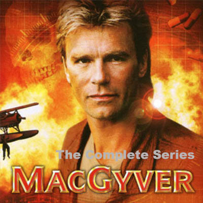 MacGyver: The Complete Series DVD Box Set
