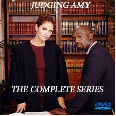 Judging Amy: The Complete DVD collection