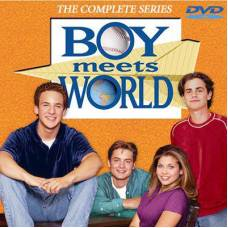 Boy Meets World - The Complete DVD collection