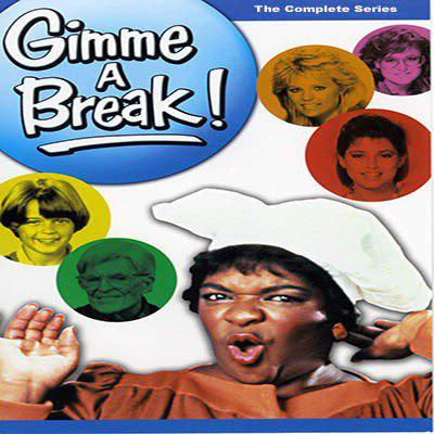 Gimme a Break! Complete DVD collection