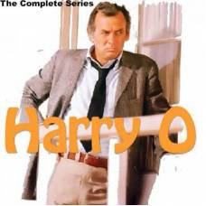 Harry O - Complete DVD collection