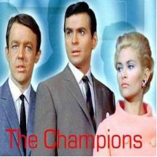 The Champions - Complete DVD collection