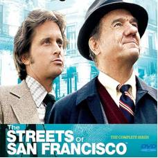 The Streets of San Francisco: The complete DVD collection